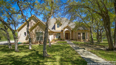New Braunfels Single Family Home For Sale: 365 Winding View