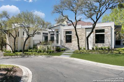 San Antonio TX Single Family Home New: $545,000