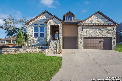 San Antonio Single Family Home New: 8206 Two Winds