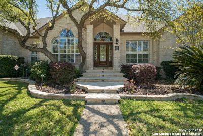 San Antonio Single Family Home New: 19 Inwood Ridge Dr