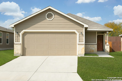 San Antonio TX Single Family Home New: $160,000