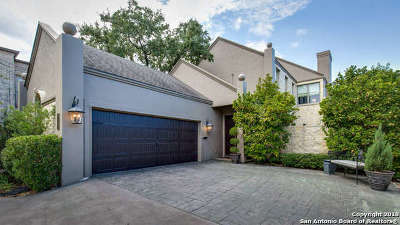 Alamo Heights Single Family Home For Sale: 5427 New Braunfels