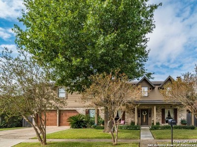 San Antonio Single Family Home New: 7507 Tondre St