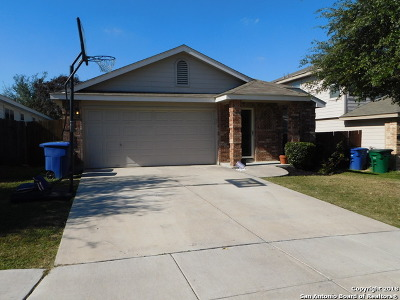 San Antonio TX Single Family Home New: $162,000