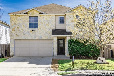 San Antonio TX Single Family Home New: $219,500