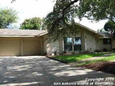 San Antonio TX Single Family Home New: $229,900