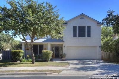 Schertz Single Family Home New: 3401 Abbeville Dr