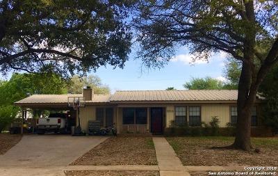 Pleasanton Single Family Home For Sale: 1014 Harvey