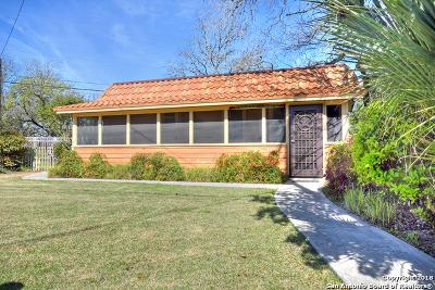 Boerne TX Single Family Home New: $199,000