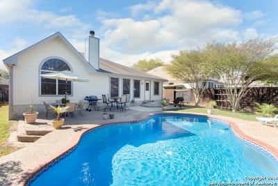 Schertz Single Family Home New: 2819 Pond Apple