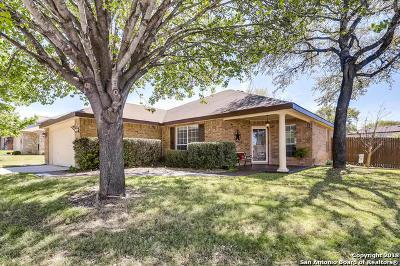 Schertz Single Family Home New: 3540 Peachtree Ln