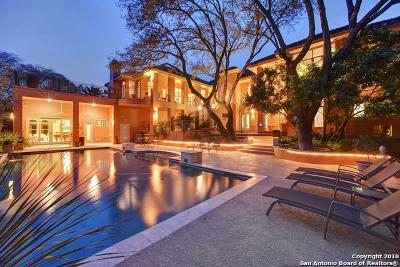 San Antonio TX Single Family Home New: $1,495,000