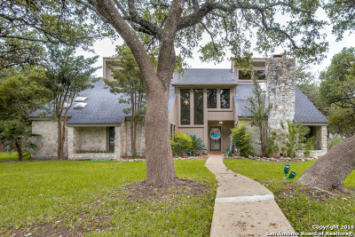 San Antonio Single Family Home New: 212 Sagecrest Dr