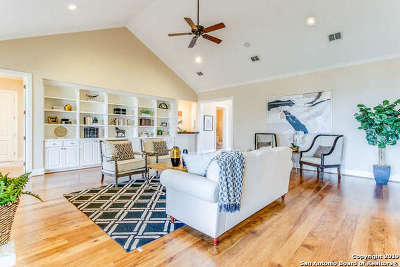 Boerne Single Family Home Back on Market: 28453 Bridle Path