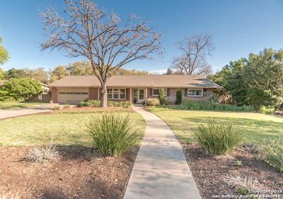 San Antonio Single Family Home New: 1526 Haskin Dr.