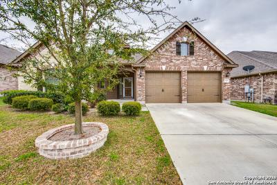 Schertz Single Family Home New: 836 Water Oak