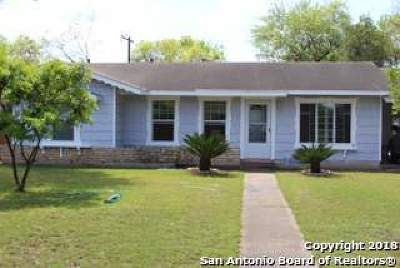 San Antonio Single Family Home New: 5414 Havencrest Dr