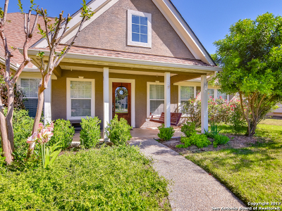 Boerne Single Family Home New: 110 Surrey Dr