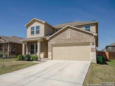 San Antonio Single Family Home For Sale: 8443 Meadow Plains
