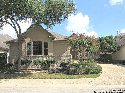 Heights At Stone Oak Single Family Home For Sale: 23131 Osprey Rdg