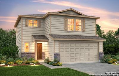 San Antonio Single Family Home New: 10807 Noble Canyon