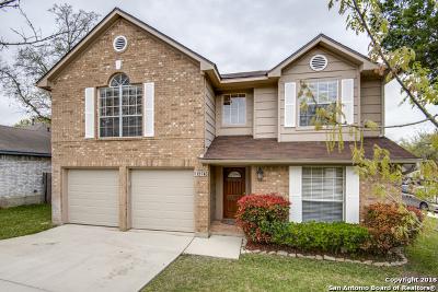 San Antonio Single Family Home New: 15743 Knollcliff