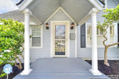 San Antonio Single Family Home New: 706 W Hollywood Ave