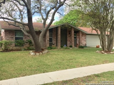 San Antonio Single Family Home New: 6422 Balky St