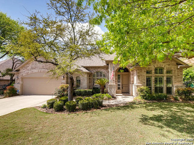 Helotes Single Family Home New: 13914 French Park