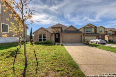 San Antonio Single Family Home New: 4927 Ballot Park