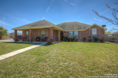 New Braunfels Single Family Home New: 1607 Sunspur Dr