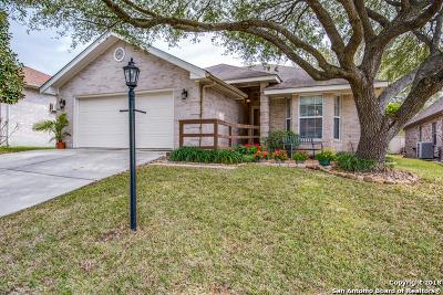 Schertz Single Family Home New: 3812 Pheasant
