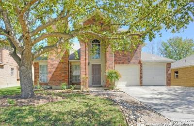 Schertz Single Family Home For Sale: 1108 Turncreek Ln