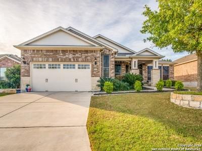 San Antonio Single Family Home New: 12618 Lost Maples