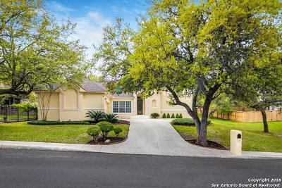 San Antonio Single Family Home New: 13 Benchwood Circle