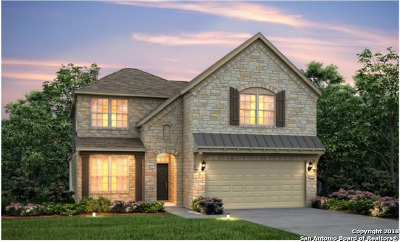 Boerne Single Family Home New: 7616 Paraios Crest
