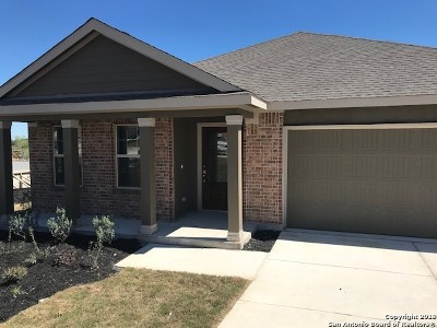 New Braunfels Single Family Home Back on Market: 5858 Hopper Ct