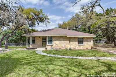 Boerne TX Single Family Home New: $349,500
