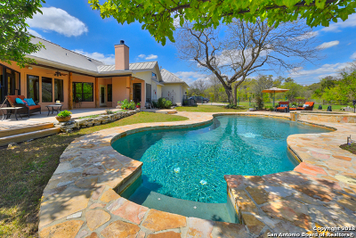 Helotes Single Family Home New: 16120 Reyes Bluff