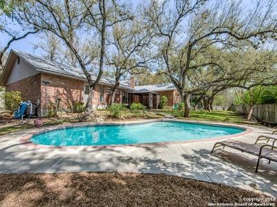 San Antonio Single Family Home New: 3202 Whisper Bells St