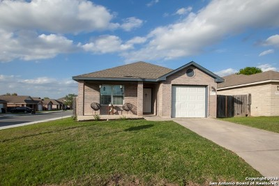 San Antonio TX Single Family Home New: $159,000