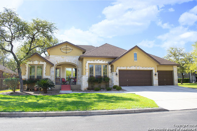 Helotes Single Family Home New: 13835 French Oaks