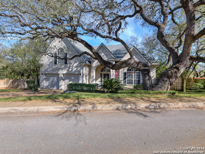San Antonio Single Family Home New: 3226 Mid Hollow Dr