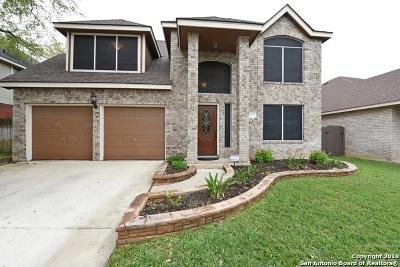 San Antonio TX Single Family Home New: $275,500