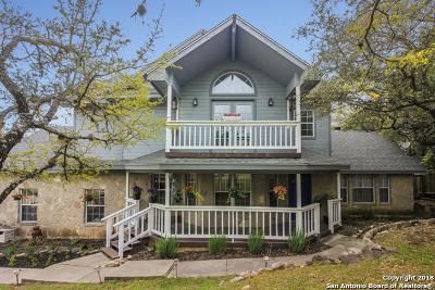San Antonio TX Single Family Home Price Change: $315,000