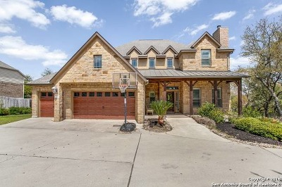 Boerne TX Single Family Home New: $525,000