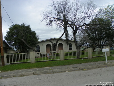 San Antonio TX Single Family Home New: $31,200