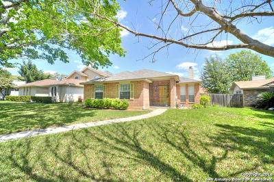 San Antonio Single Family Home New: 10006 Tezel Rd