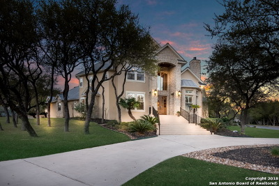 San Antonio Single Family Home New: 25207 Wentworth Way