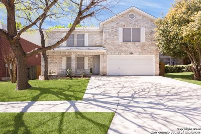 Schertz Single Family Home New: 3717 Davenport